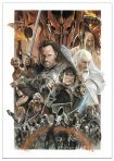 Lord Of The Rings Print